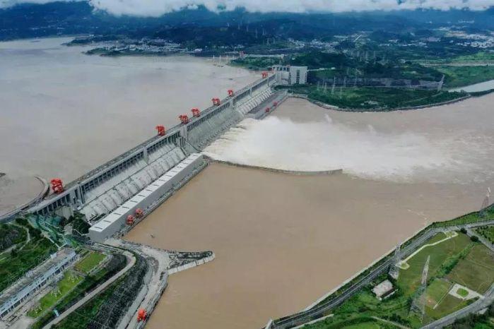 1031亿千瓦时 三峡电站创单座水电站年发电量世界纪录