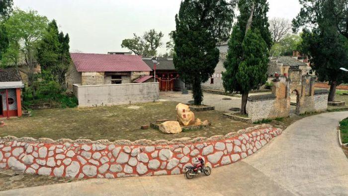 江西万安:一个红色村庄的美丽蝶变
