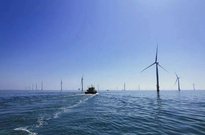 海上风电看三峡 | 走进我国纬度最高的、最寒冷的海上风电场